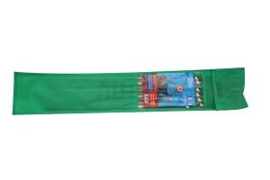 Набор   шампуров  в тканевом  чехле, 6штук 1x460 мм