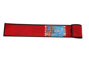 Набор   шампуров  в тканевом  чехле, 6штук 2x460 мм
