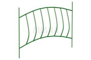 Заборчик   «Волна»
