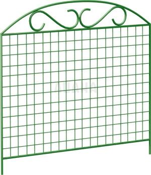 Ограждение Садовое «Сетка» 1 секция
