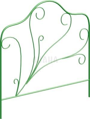 Заборчик «Эстет» 5 секций