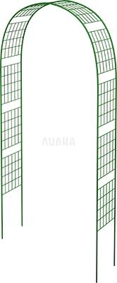 Арка садовая СЕТКА (в коробке)
